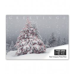 Holiday Logo Cards- Winter Wanderings