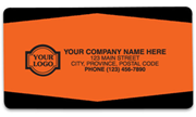 Orange Promotional Labels