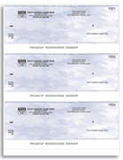 Quickbooks® / Quicken® Laser Cheques, 3-Up