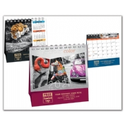 2021 Touch Of Color Desk Calendars