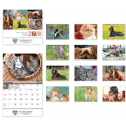 2018 Pets Calendars - Best Friends