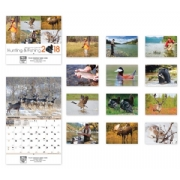 2018 Custom Wildlife Wall Calendar