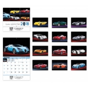 2018 Automobile Fever Calendar