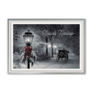 Holiday Cards- lamplight Glow