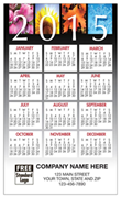 2015 Seasons Label Calendar