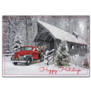 Happy Trails Holiday Cards