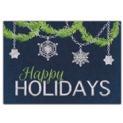Dazzling Array Holiday Cards