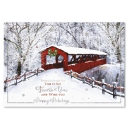 Cozy Lane Holiday Cards