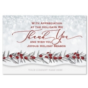 Full of Thanks Holiday Cards