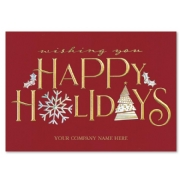 Holiday Spirit Holiday Cards