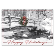 All Natural Holiday Cards