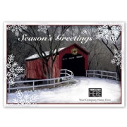 MT15003, Country Connection Holiday Logo Cards