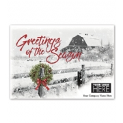Holiday Card- Country Greetings